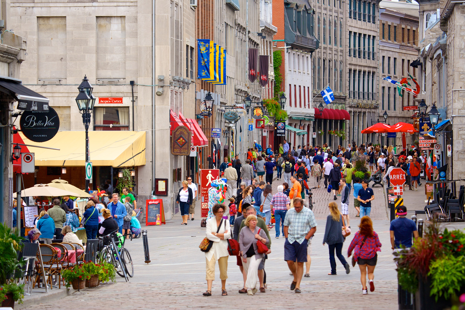 Old Montreal   Go Montreal Tourism Guide
