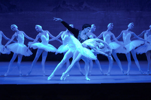Sony Centre for the Performing Arts Swan Lake