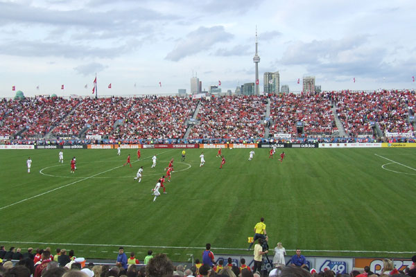 Toronto FC in Action